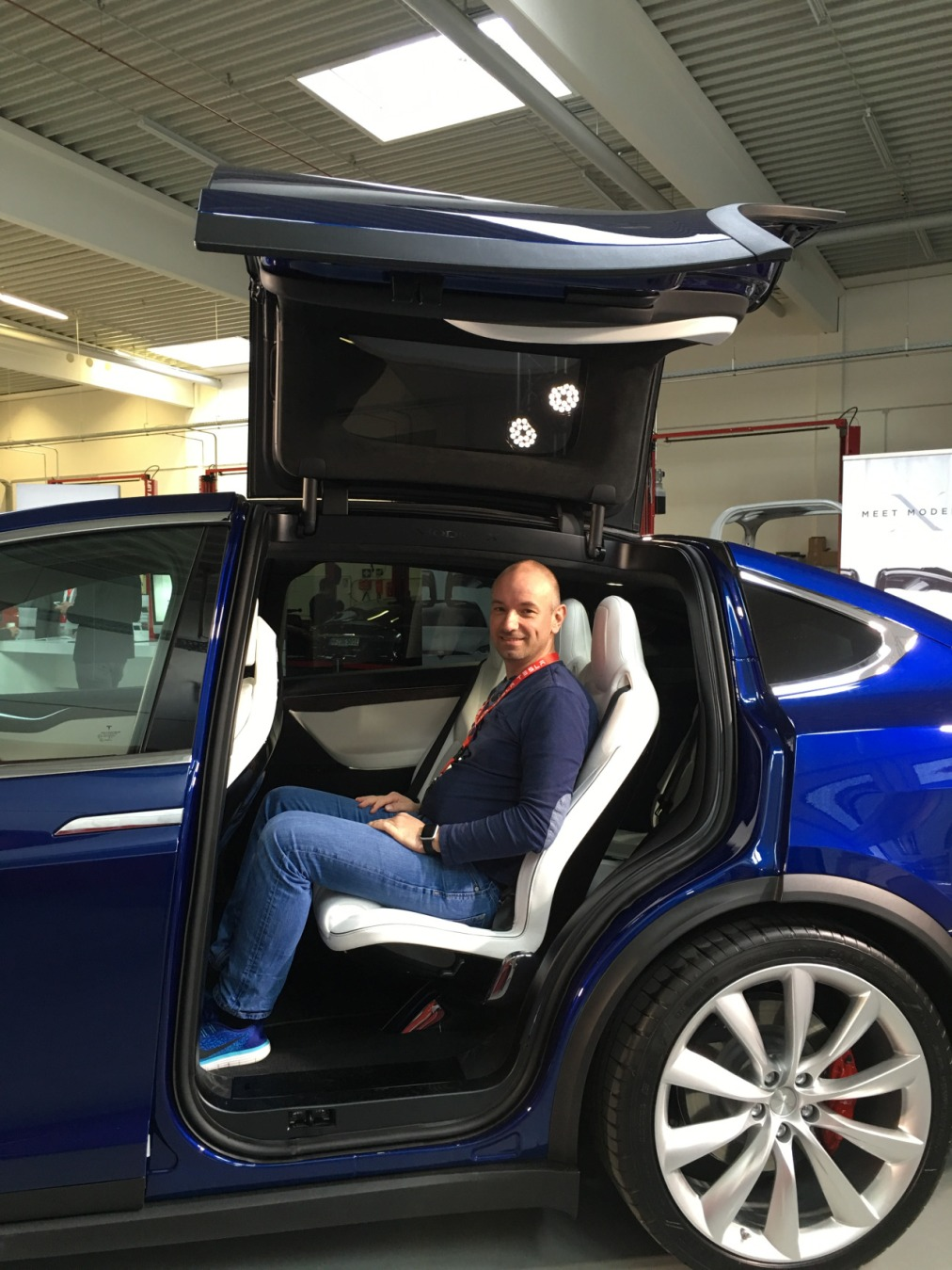 Tesla Model X: Road Trip With My Son